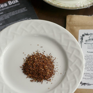 Pumpkin Spice Rooibos Loose Leaf Tea