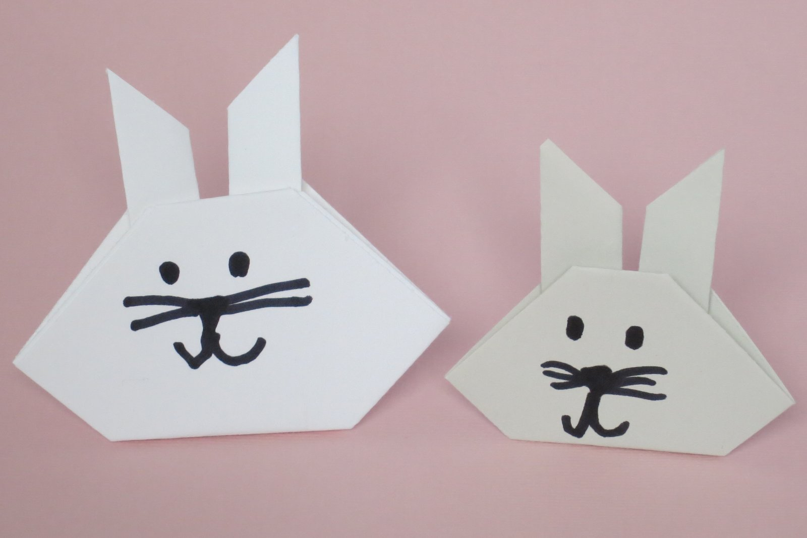Cindy Derosier My Creative Life Origami Bunny