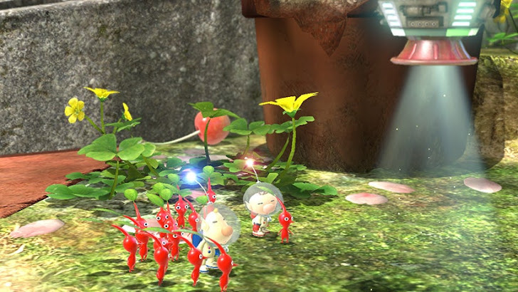 Pikmin 3 Deluxe other screenshot