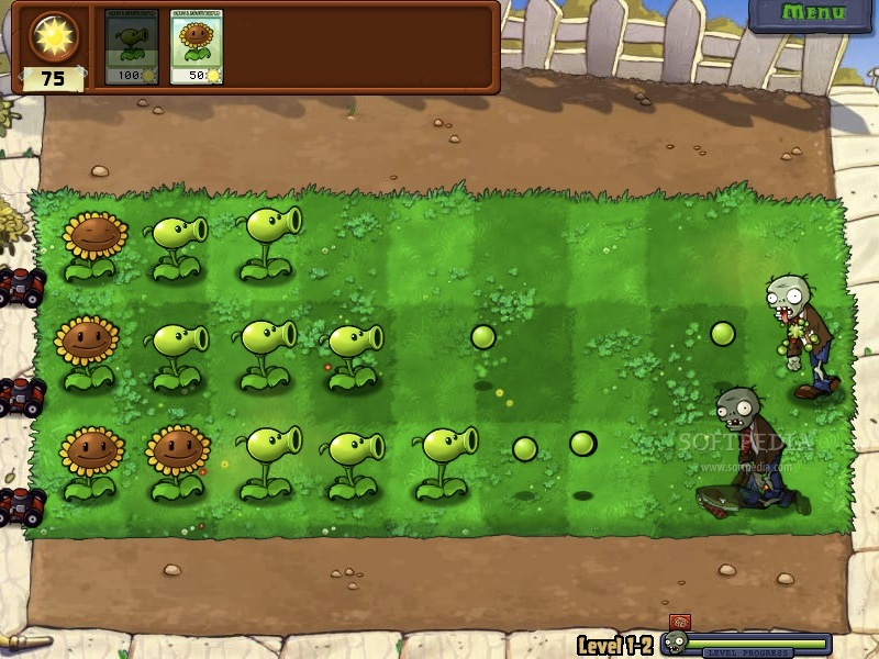 Plants vs. Zombies Game - Free Download - Free Games