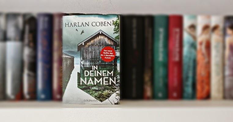 Bucherfantasie Rezension In Deinem Namen Von Harlan Coben