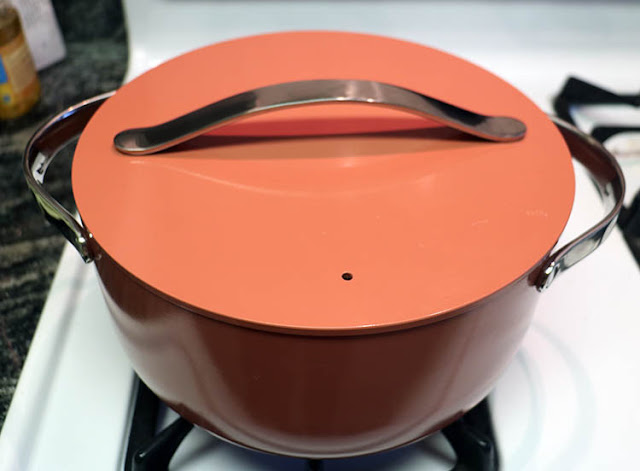 Caraway Dutch Oven in Peracotta