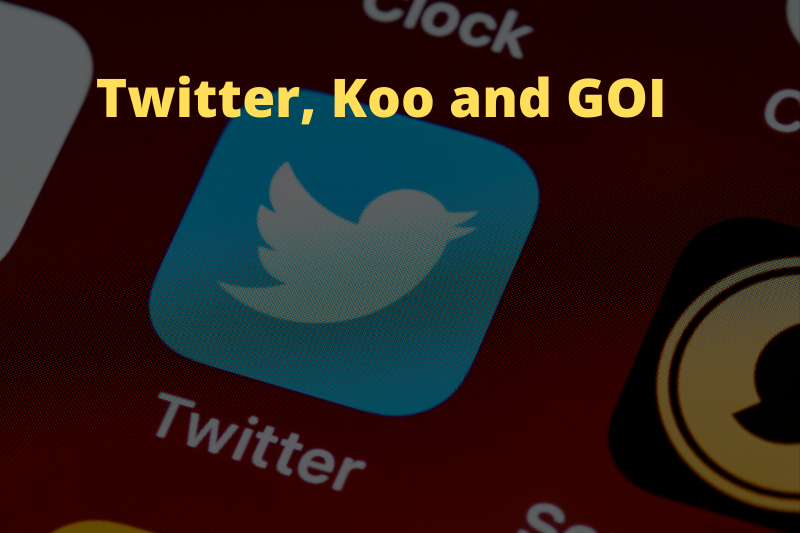 Twitter | Koo and Government of India