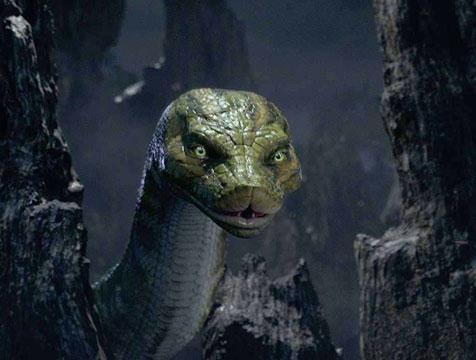 Kaa en Mowgli, la leyenda de la selva - Cine de Escritor