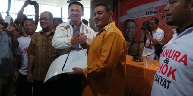 Pernah Jadi Ketua Tim Angket DPRD, Kini Ongen Akan Mati-matian Bela Ahok