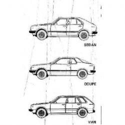 Manuales de mecánica y taller: Datsun Nissan N 10 Manual