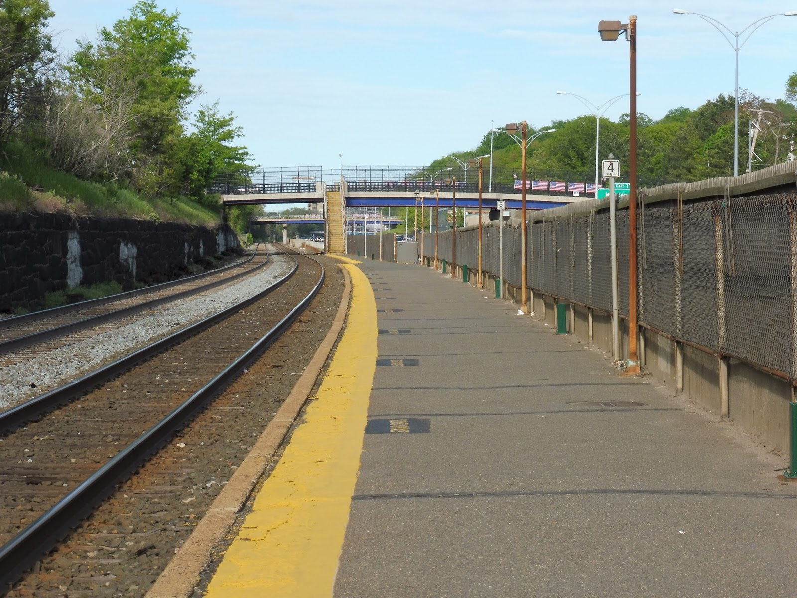 Miles on the MBTA: Newtonville