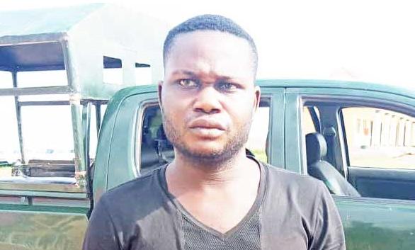 Soldiers arrest Gana's militant group commander
