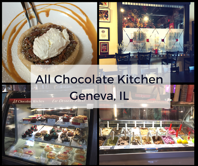 All Chocolate Kitchen in Geneva, Illinois
