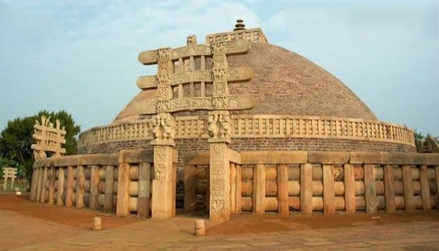 SANCHI - A Buddhist Complex