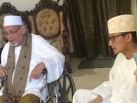 Silaturahmi ke Kediaman Habib Ali Kwitang, Sandiaga Uno Dapat Ide Bikin Zona Wisata Religi