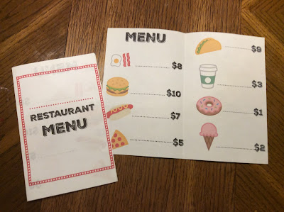 printable play menu