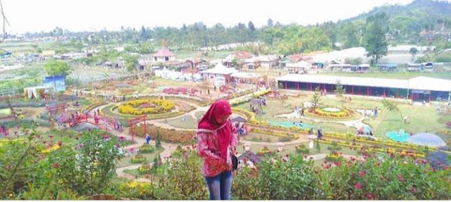 Dowes29.com: Rainbow Garden Kutabawa Purbalingga Tiket ...