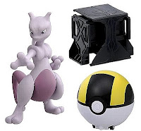 Takara Tomy Super Pokemon Getter Mewtwo set