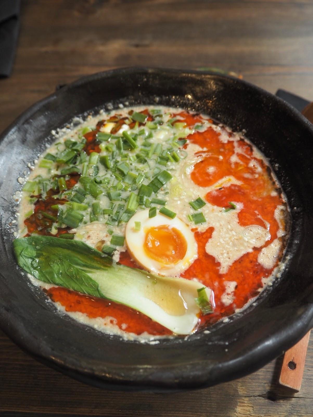 Koreańska zupa na Koszykowej