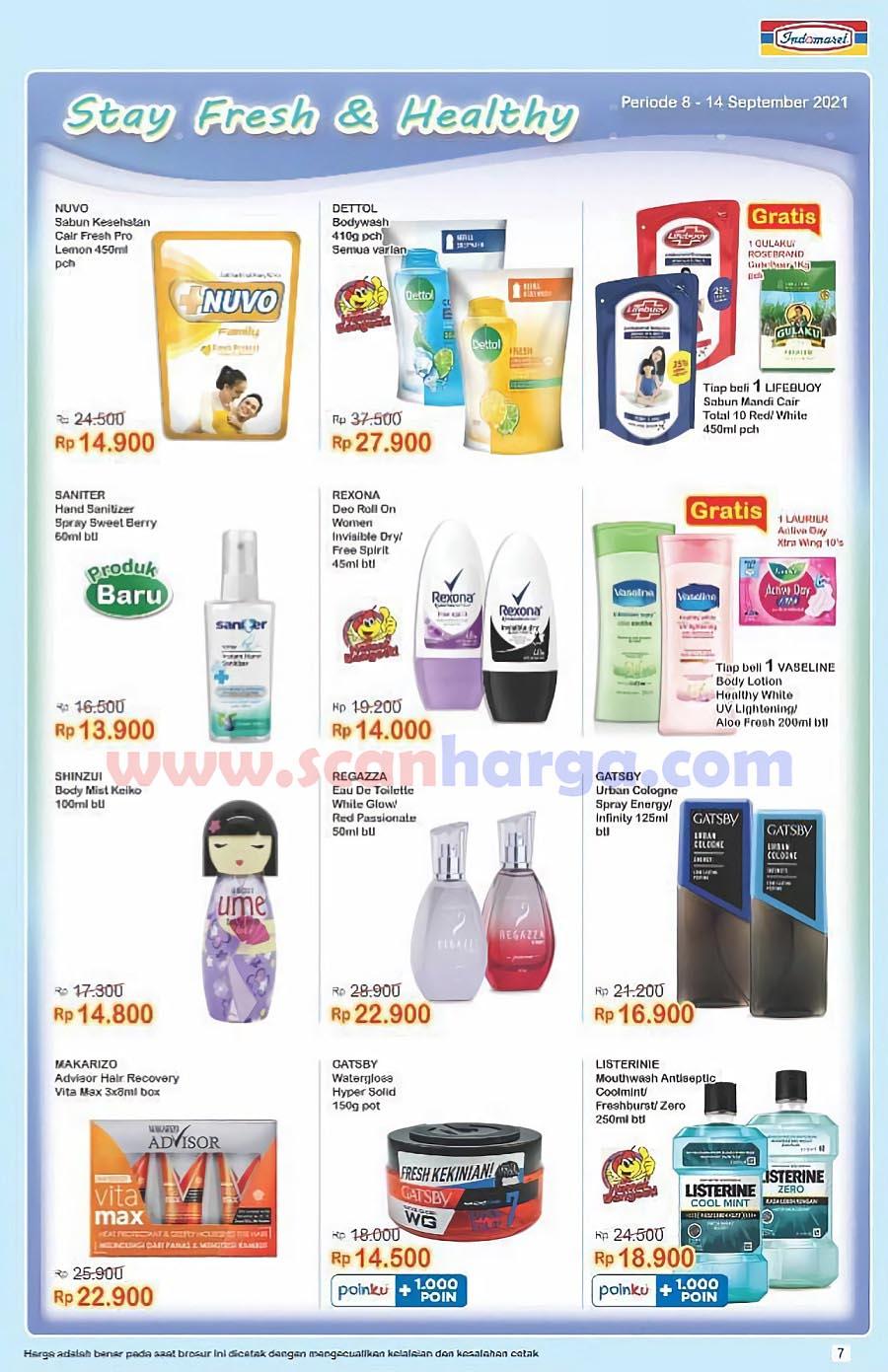 Katalog Indomaret Promo Terbaru 8 - 14 September 2021 7