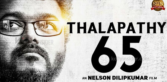 Nelson in front-line to direct Vijay for 'Thalapathy 65'