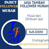 Jasa Tambah Follower Murah
