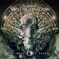 "Το βίντεο των Hell's Guardian για το ""Blood Must Have Blood"" από το album ""As Above So Below"""