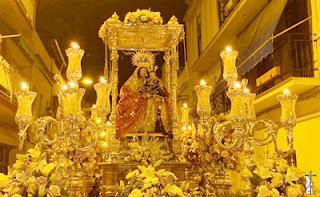 Suspendida la salida procesional de Santa María del Buen Aire de Sevilla