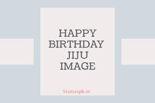 Happy Birthday Jiju image