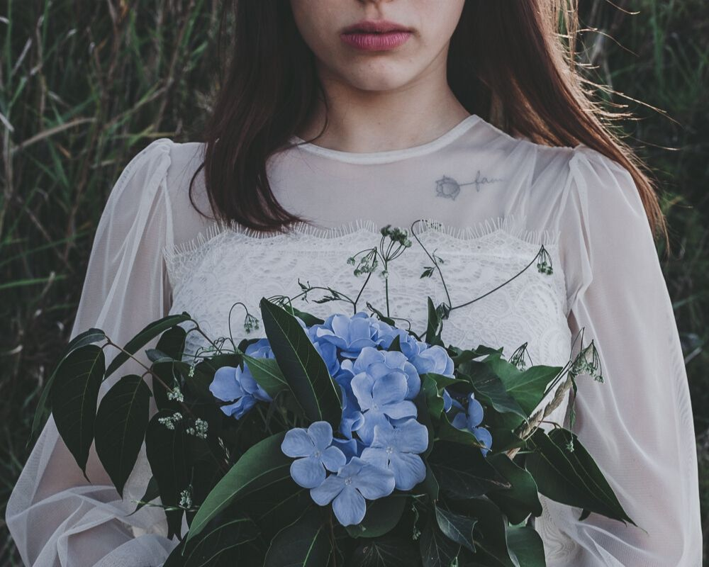 Sposa servizio fotografico