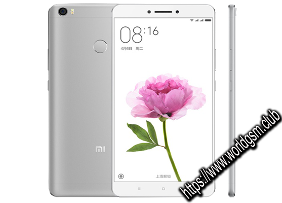 Xiaomi Mi Max Prime 64G Official Firmware is Full Free Download