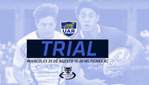 Trial UAR M17 y M19 en Salta