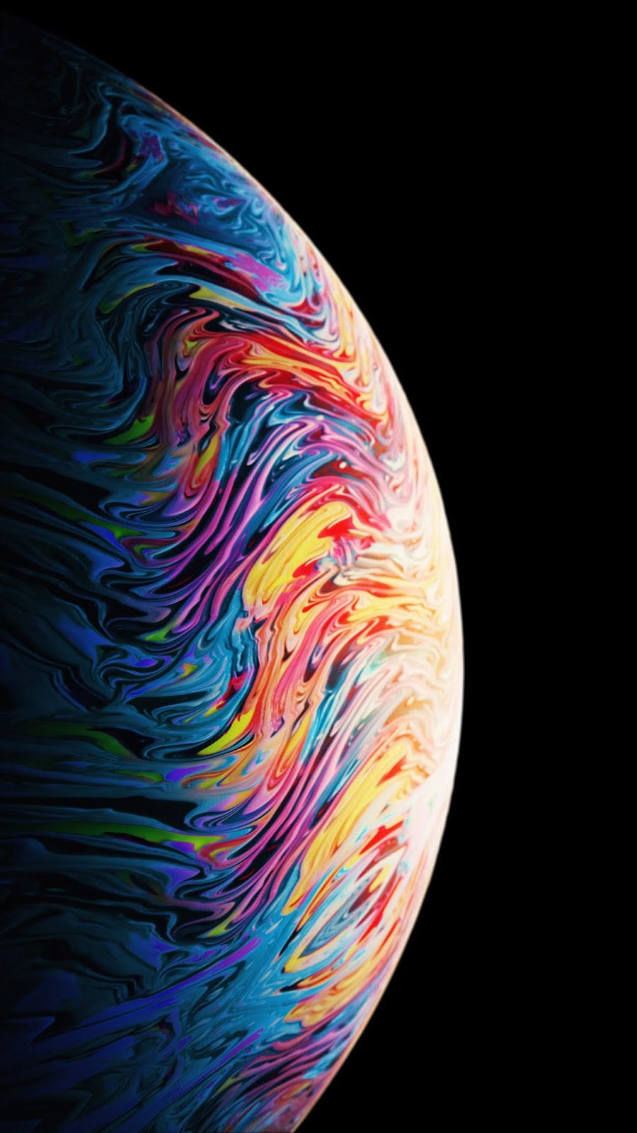 Colorful Bubble