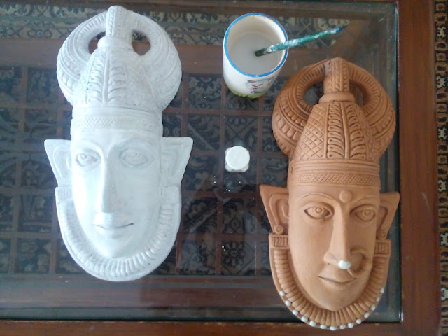 Terracotta Masks