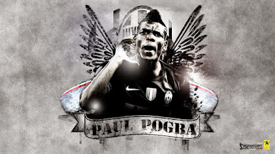 Top Football player Paul pogba hd wallpaper