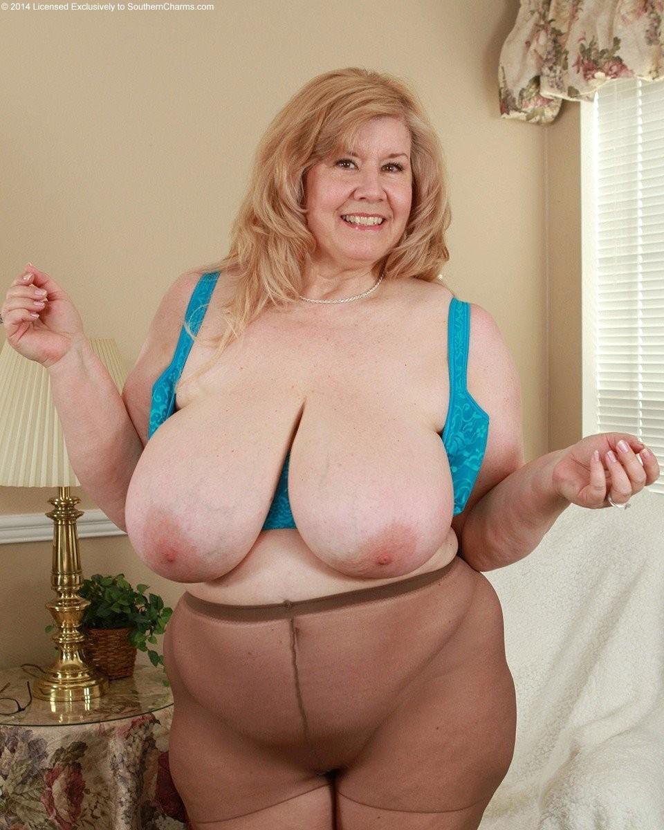 Big Tit Old Lady Porn