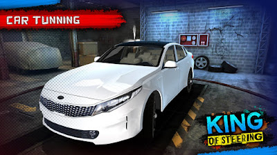 King of Steering v3.2.1 (Mod Apk Money/Unlocked)