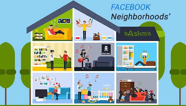 Facebook 'Neighborhoods' Makes it Easy For Locals to Connect: eAskme
