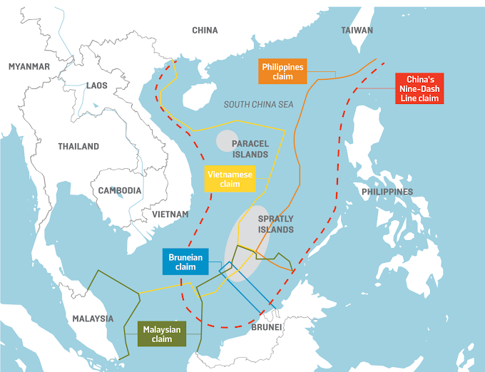Explained: South China Sea dispute