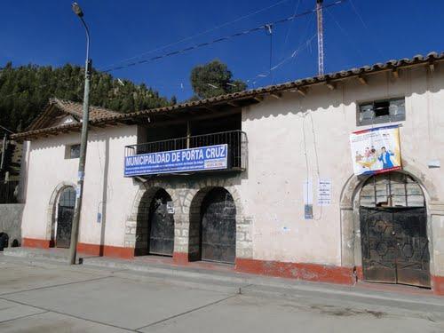 Municipalidad del Centro Poblado Porta Cruz (Carapo - Huanca Sancos)