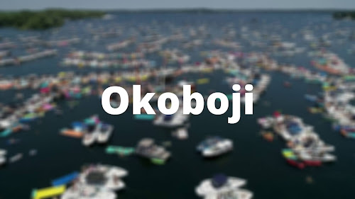 Iowa best place Okoboji