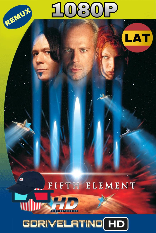 El quinto elemento (1997) (REMASTERED) REMUX 1080p (latino-Inglés) MKV