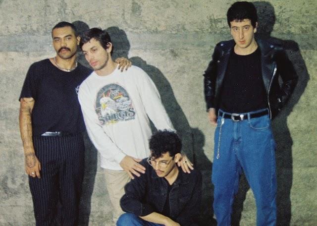 Conheça Amen Jr, a banda que mistura a vibe dos anos 80 com indie