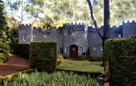 The Castle on Tamborine Mountain - My Fairy Tale Story