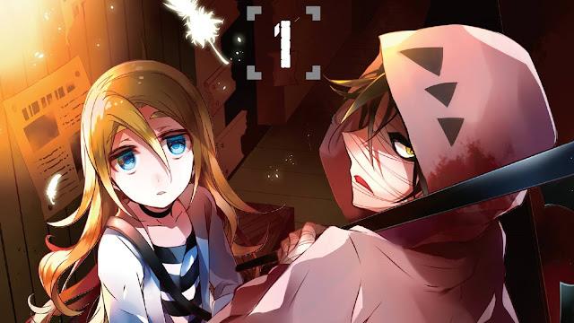 Manga Angels of Death llegará a su fin en septiembre
