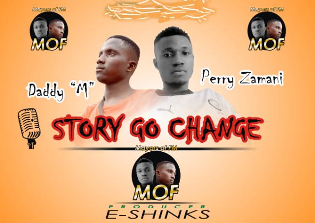 MUSIC : Daddy M feat. Perry Zamani - Story