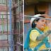 Isang Ina, Pinasok Ang Trabaho Bilang Isang Construction Worker para sa Pamilya