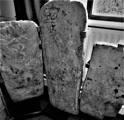 Rosenallis Cross Slabs Laois