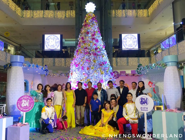 SM City Masinag Grand Christmas Launch 2017