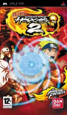 Naruto Ultimate Ninja Heroes 2 - The Phantom Fortress