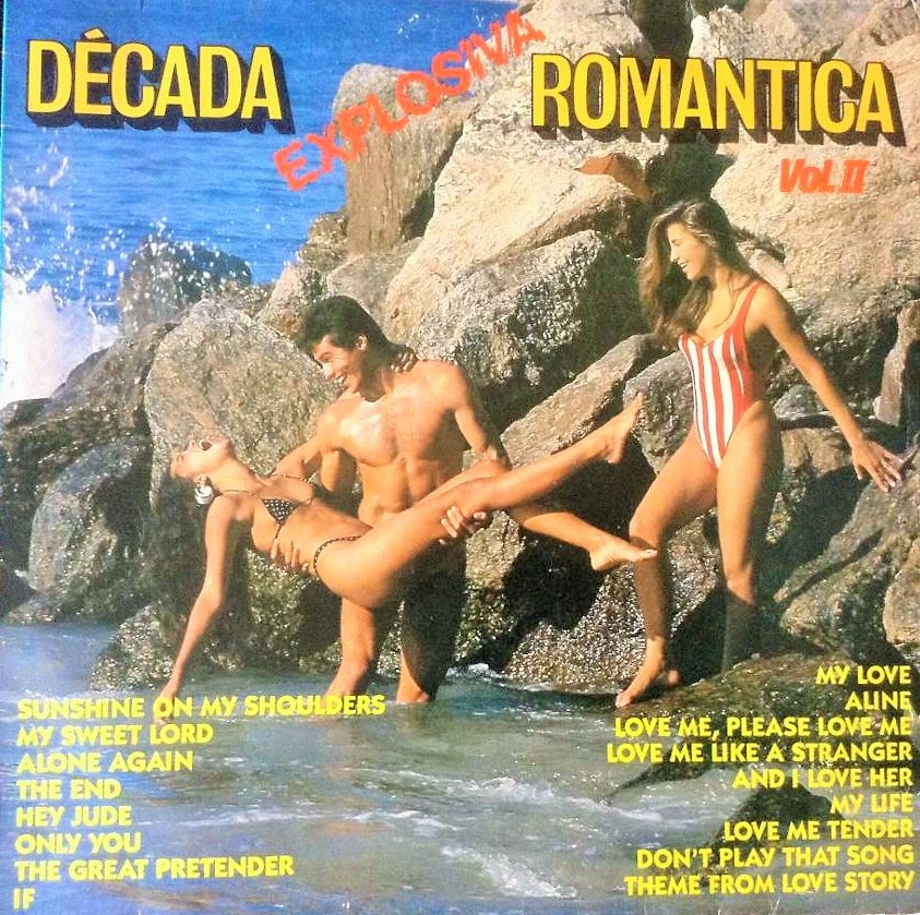 EXPLOSIVA VOL GRATIS 2 DECADA BAIXAR ROMANTICA CD