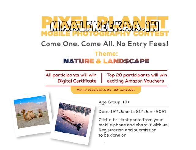 Nature Landscape Photography Challenge & Win
