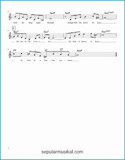 chord harlem nocturne 2 lagu jazz standar
