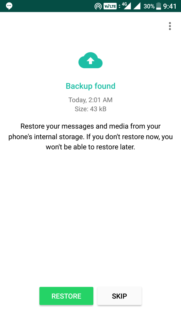 instal yowhatsapp tanpa kehilangan chat